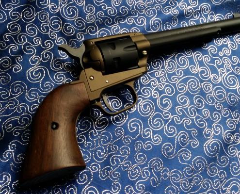 Bronze Revolver