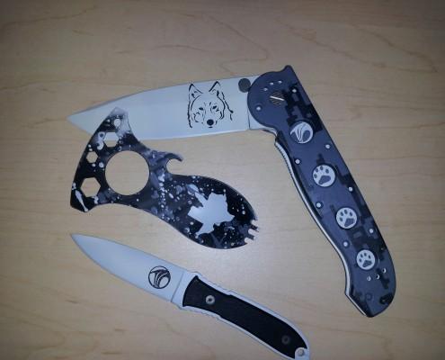 Cerakote Knives & Tool